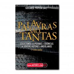 PALAVRAS SÃO TANTAS