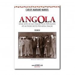 Angola: desde antes da sua...
